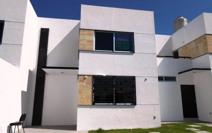 Foto de casa en renta en  , portones, irapuato, guanajuato, 1376433 No. 01