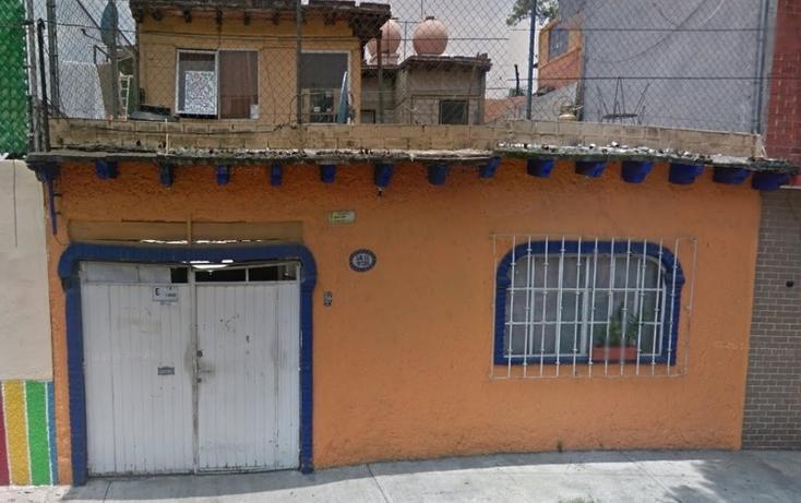 Foto de casa en venta en  , porvenir, azcapotzalco, distrito federal, 1874380 No. 01