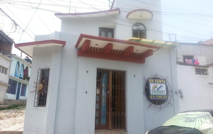Foto de casa en venta en  , potinaspak, tuxtla guti?rrez, chiapas, 1211523 No. 01