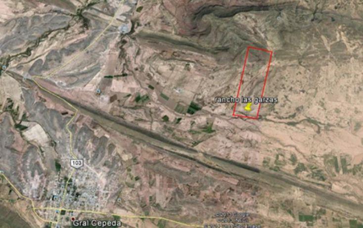 Foto de terreno habitacional en venta en potrerillo de las garzas, gral cepeda, general cepeda, coahuila de zaragoza, 375392 no 08