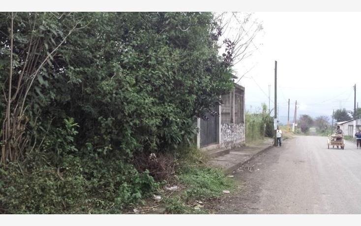 Foto de terreno habitacional en venta en  , potrerillo, ixtaczoquitlán, veracruz de ignacio de la llave, 615269 No. 02