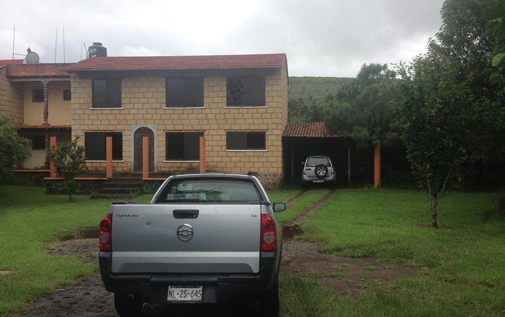 Foto de casa en venta en potrero de habra 7, san antonio parangare, morelia, michoacán de ocampo, 2652215 No. 01