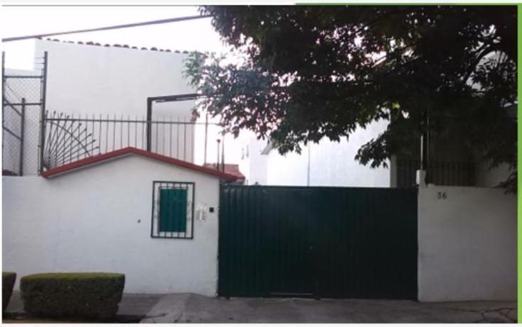 Foto de casa en venta en  , potrero de san bernardino, xochimilco, distrito federal, 1591946 No. 01