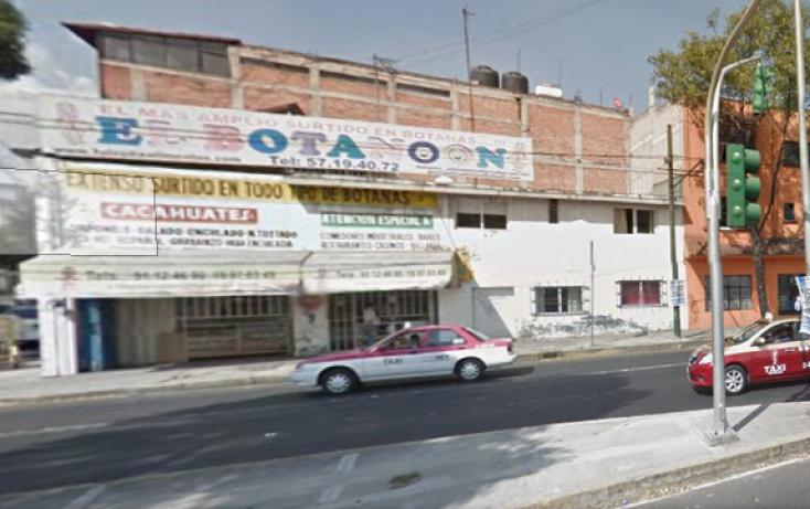 Foto de local en renta en, potrero del llano, azcapotzalco, df, 1754360 no 01