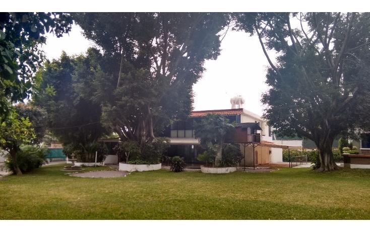 Foto de casa en venta en  , potrero verde, cuernavaca, morelos, 1856002 No. 01