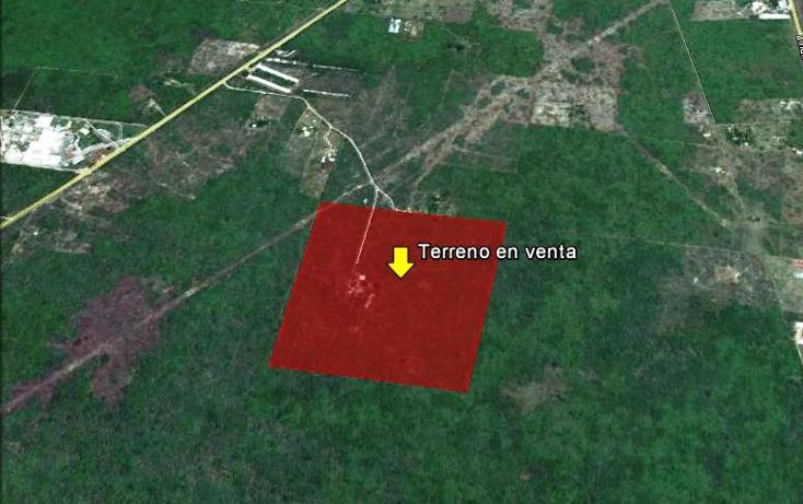 Foto de terreno comercial en venta en  , poxila, umán, yucatán, 1107945 No. 01