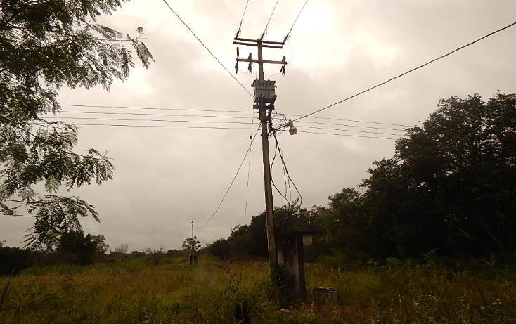 Foto de terreno comercial en venta en  , poxila, umán, yucatán, 1291113 No. 29