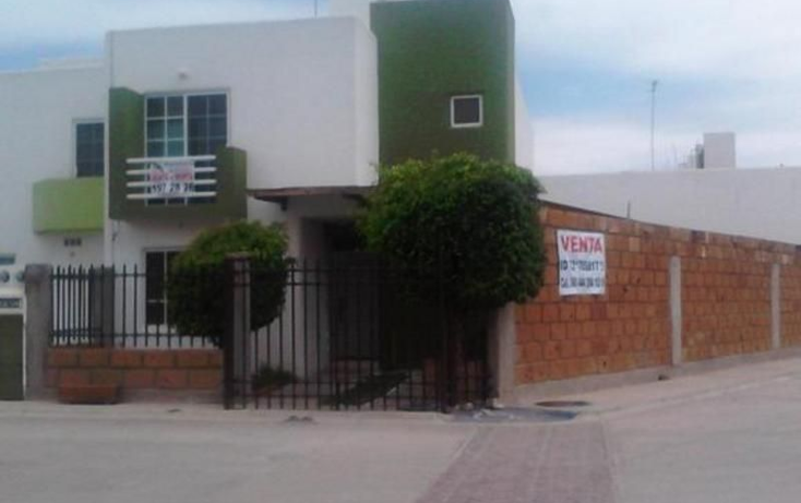 Foto de casa en venta en  , poza real, san luis potosí, san luis potosí, 1385449 No. 01