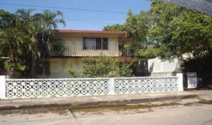 Foto de casa en venta en poza rica 210, petrolera, tampico, tamaulipas, 218668 No. 01
