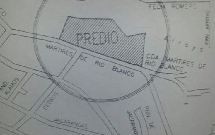 Foto de terreno habitacional en venta en rio blanco , pozas arcas, oaxaca de juárez, oaxaca, 2735459 No. 05