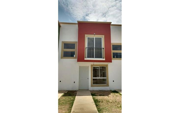 Foto de casa en venta en  , praderas de agua azul, le?n, guanajuato, 1679970 No. 01