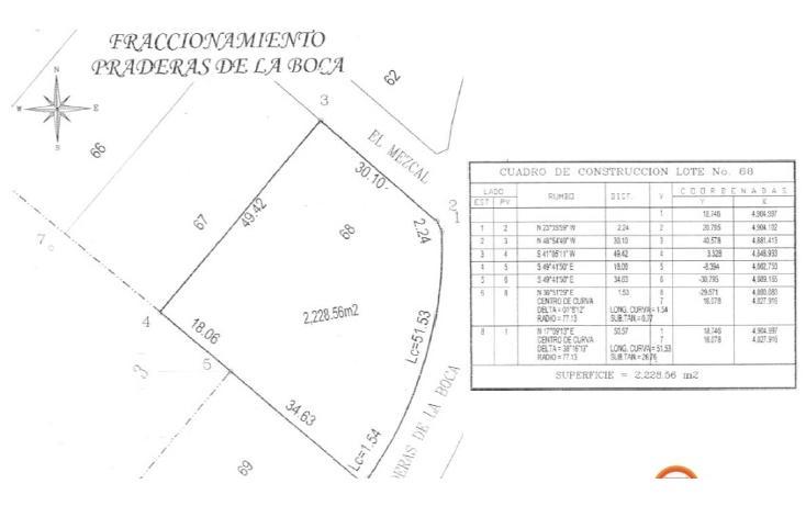 Foto de rancho en venta en  , praderas de cadereyta, cadereyta jiménez, nuevo león, 1120471 No. 02