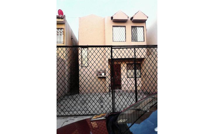 Foto de casa en venta en  , praderas de girasoles, general escobedo, nuevo león, 1226751 No. 01