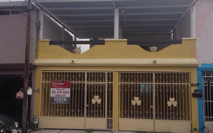 Foto de casa en venta en  , praderas de guadalupe, guadalupe, nuevo león, 2043840 No. 01