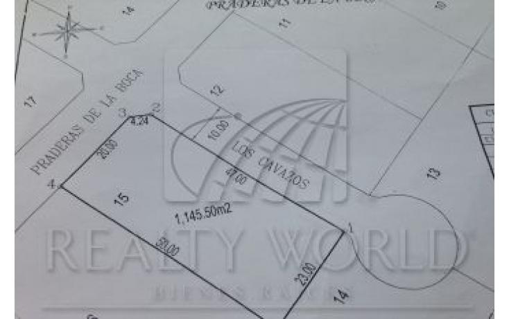Foto de terreno habitacional en venta en praderas de la boca lote  m 1510, san mateo, juárez, nuevo león, 612700 no 02