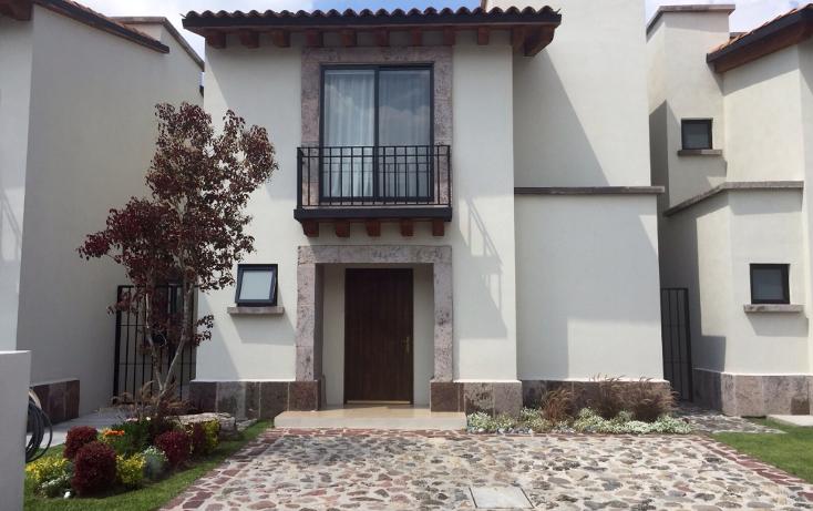 Foto de casa en renta en  , praderas de la hacienda, celaya, guanajuato, 1342897 No. 01