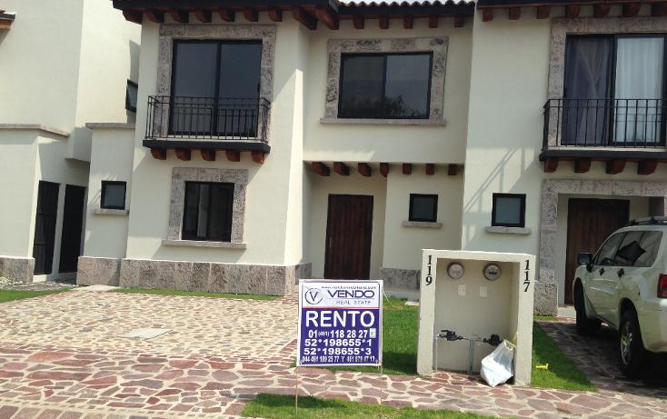 Foto de casa en renta en  , praderas de la hacienda, celaya, guanajuato, 1631442 No. 04