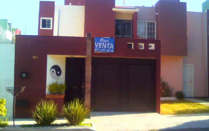 Foto de casa en venta en  , praderas del sol, san juan del río, querétaro, 1105131 No. 01