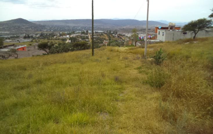 Foto de terreno habitacional en venta en  , praderas, tepeji del río de ocampo, hidalgo, 1446301 No. 04