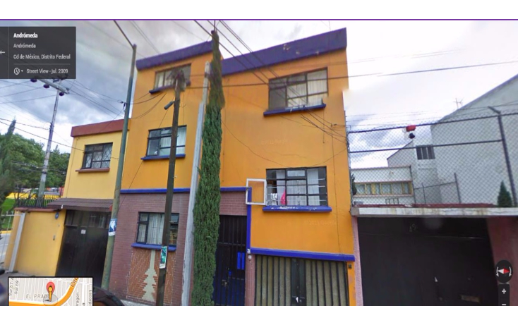 Foto de casa en venta en  , prado churubusco, coyoacán, distrito federal, 1547930 No. 01