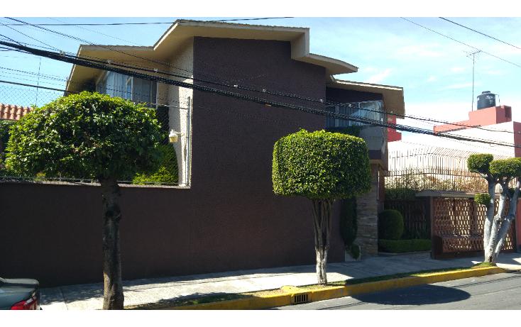 Foto de casa en venta en  , prado coapa 3a sección, tlalpan, distrito federal, 1418773 No. 01