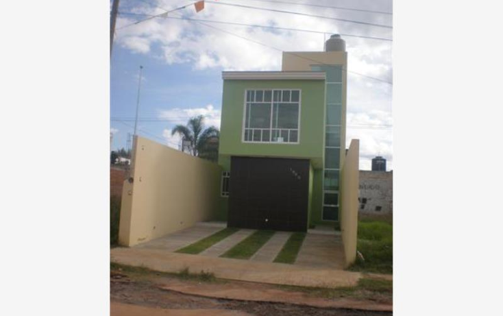 Foto de casa en venta en prado fresno 000, rancho la cruz, tonal?, jalisco, 983055 No. 01