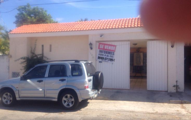 Foto de casa en venta en  , prado norte, mérida, yucatán, 1549520 No. 01
