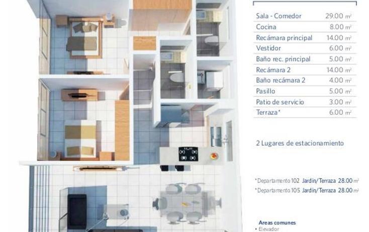 Foto de departamento en venta en  , prados de cuernavaca, cuernavaca, morelos, 2637284 No. 02