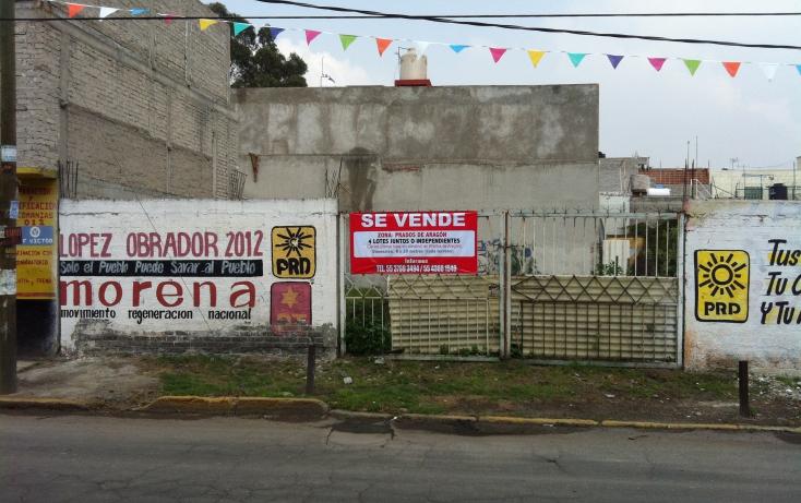 Foto de terreno habitacional en venta en prados de roble 97, prados de aragón, nezahualcóyotl, estado de méxico, 350558 no 01