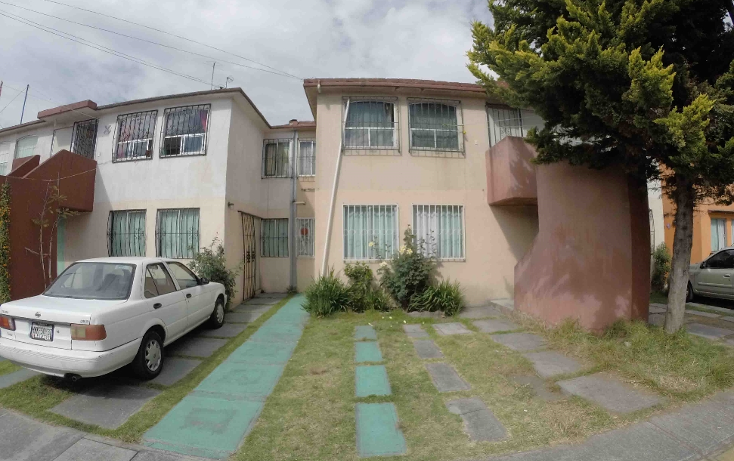 Foto de casa en venta en  , prados de tollocan, toluca, méxico, 2044646 No. 01