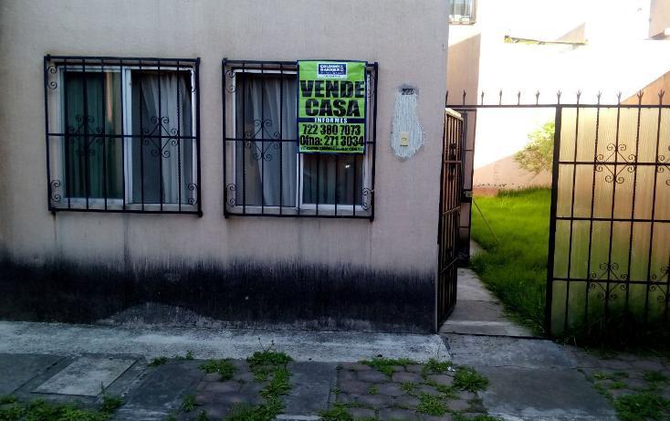 Foto de departamento en venta en  , prados de tollocan, toluca, méxico, 3426597 No. 01