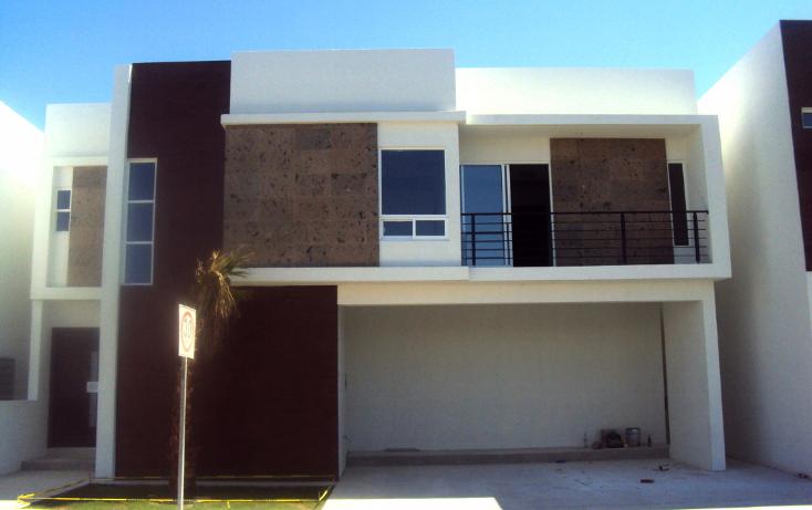 Foto de casa en venta en  , prados del campestre, juárez, chihuahua, 1115025 No. 01
