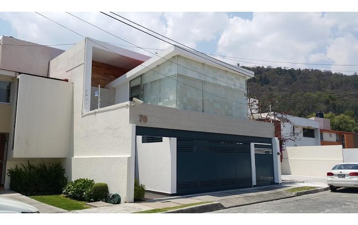 Foto de casa en venta en  , prados del campestre, morelia, michoacán de ocampo, 1044595 No. 01