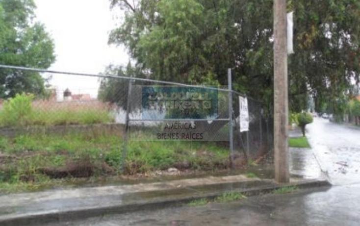 Foto de terreno habitacional en venta en, prados del campestre, morelia, michoacán de ocampo, 1837346 no 03