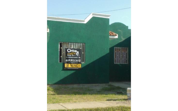 Foto de casa en venta en  , prados del sol, mazatlán, sinaloa, 1134951 No. 01