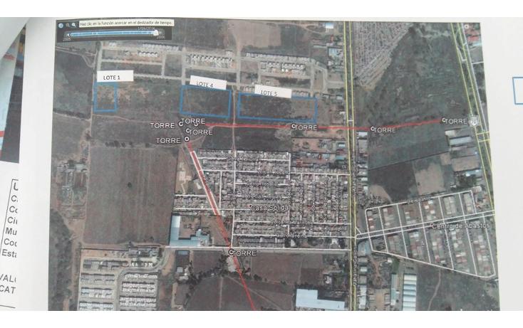 Foto de terreno habitacional en venta en  , prados del sur, aguascalientes, aguascalientes, 1767578 No. 01