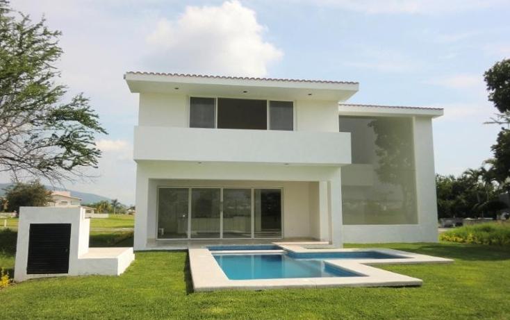 Foto de casa en venta en praiso country 177, para?so country club, emiliano zapata, morelos, 384533 No. 01