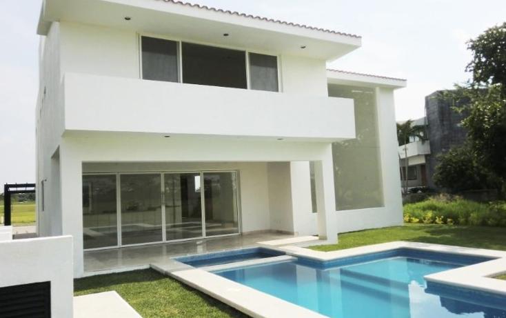 Foto de casa en venta en praiso country 177, para?so country club, emiliano zapata, morelos, 384533 No. 02