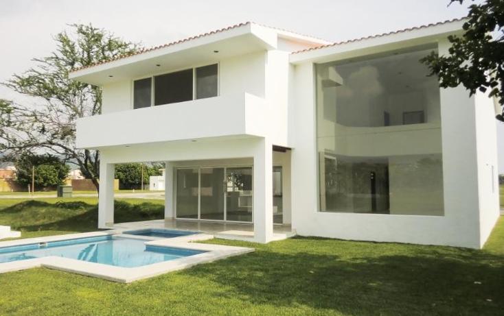 Foto de casa en venta en praiso country 177, para?so country club, emiliano zapata, morelos, 384533 No. 03