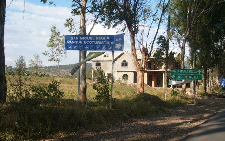 Foto de terreno habitacional en venta en predio denominado los cedros , san josé ocotillos, huasca de ocampo, hidalgo, 307935 No. 01