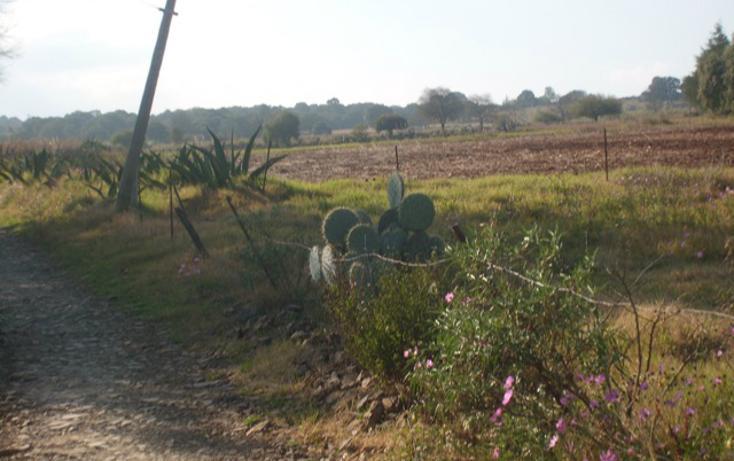 Foto de terreno habitacional en venta en predio denominado los cedros , san josé ocotillos, huasca de ocampo, hidalgo, 307935 No. 06