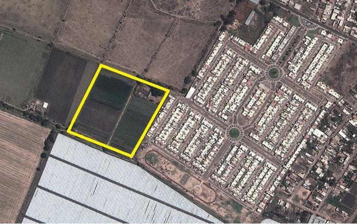 Foto de terreno habitacional en venta en  , predio san josé, zamora, michoacán de ocampo, 1074053 No. 01