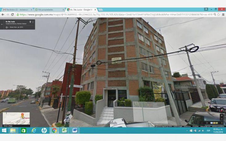 Foto de departamento en venta en pregoneros 2, colina del sur, álvaro obregón, df, 1898902 no 01