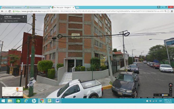Foto de departamento en venta en pregoneros 2, colina del sur, álvaro obregón, df, 1898902 no 02