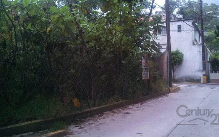 Foto de terreno habitacional en venta en presa canutillo 3, canutillo, álvaro obregón, df, 1712458 no 02