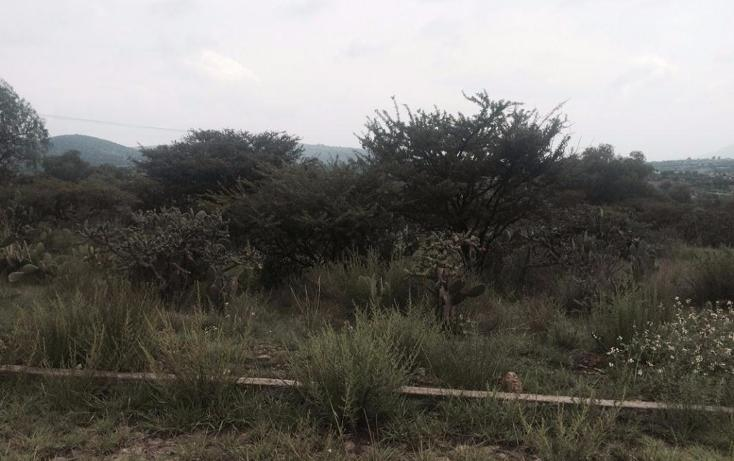 Foto de terreno habitacional en venta en  , presa escondida, tepeji del río de ocampo, hidalgo, 1712858 No. 02