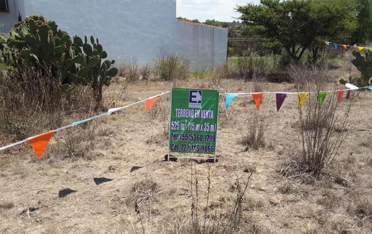 Foto de terreno habitacional en venta en presa las animas manzana 9lote 9, presa escondida, tepeji del río de ocampo, hidalgo, 4251758 No. 02