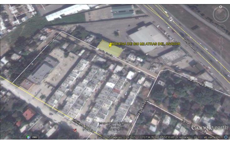 Foto de nave industrial en renta en  , presas del arenal, tampico, tamaulipas, 1204461 No. 02