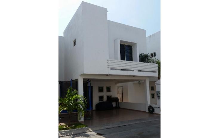 Foto de casa en venta en  , presas del arenal, tampico, tamaulipas, 1821126 No. 01