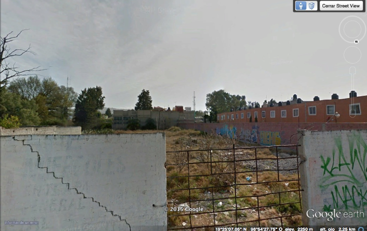 Foto de terreno habitacional en venta en  , presidentes, chicoloapan, méxico, 1122959 No. 03